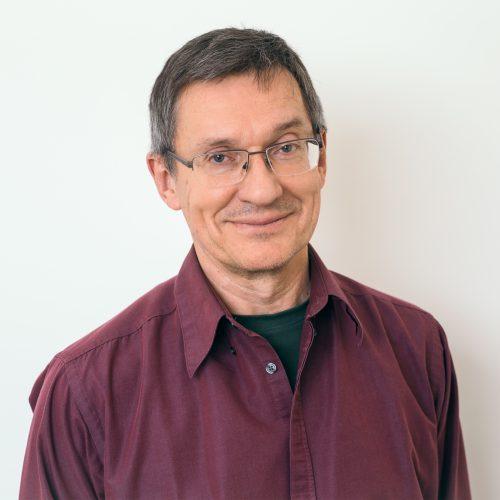 Weber, Dr. Hajo