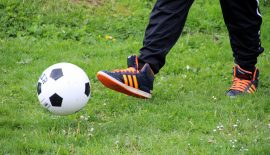 Fußball AG (Jg. 5+6)