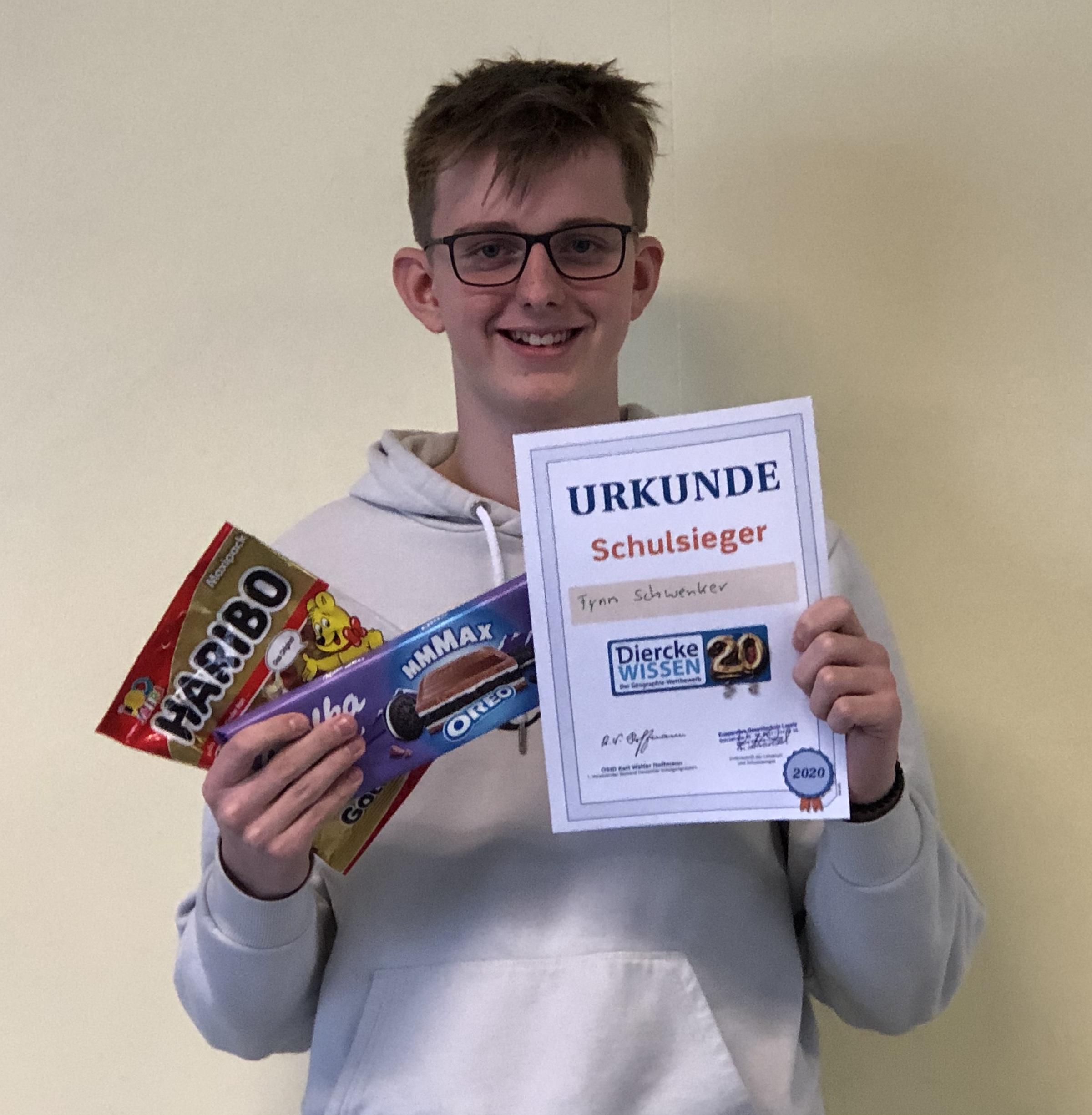 Diercke Wettbewerb Sieger
